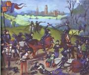 Battle of Agincourt Miniature