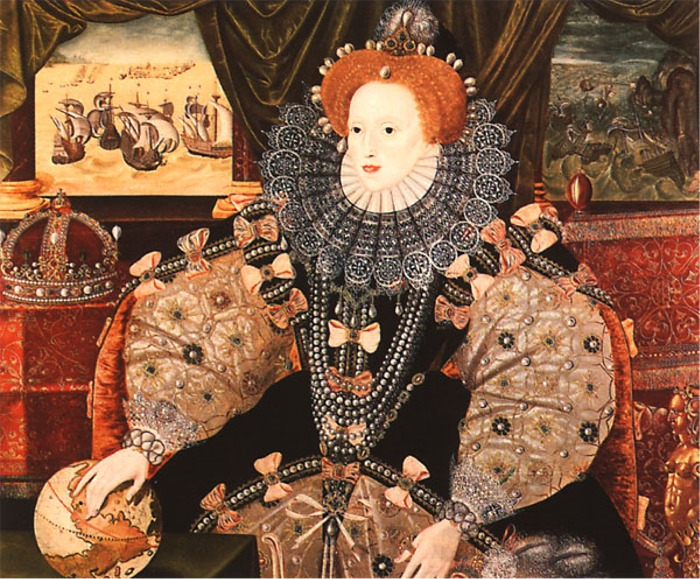Elizabeth I of England Armada Portrait