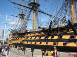 Lord Nelson's Flagship HMS Victory