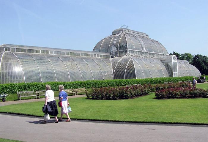 Royal Botanic Gardens, Kew, London, England