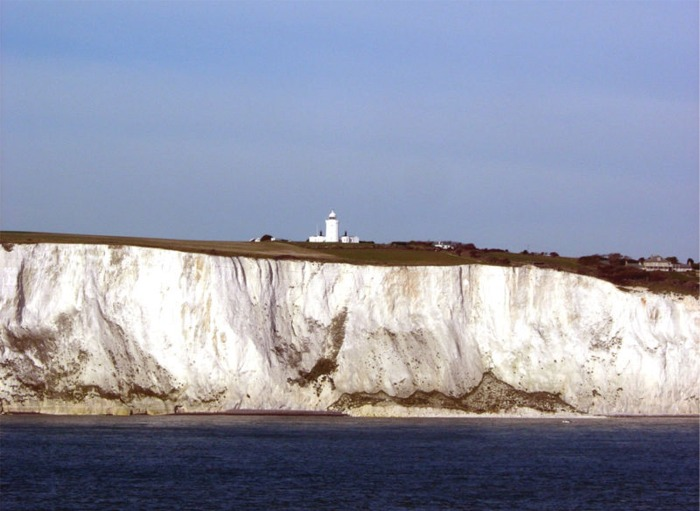 South Foreland Lighthouse, White Cliffs of Dover, England