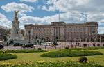 Buckingham Palace London England April 2009